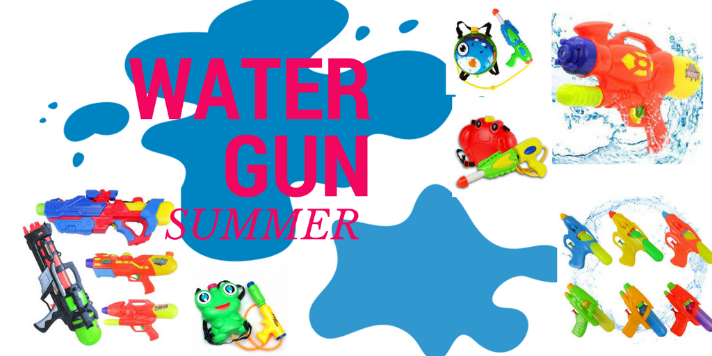 Water gun english