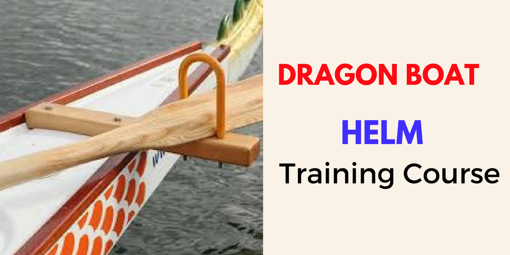 dragon boat oar steer english